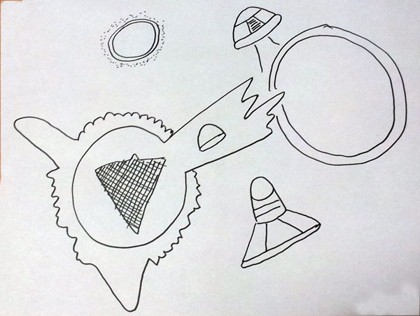 dibujo_disco_maya