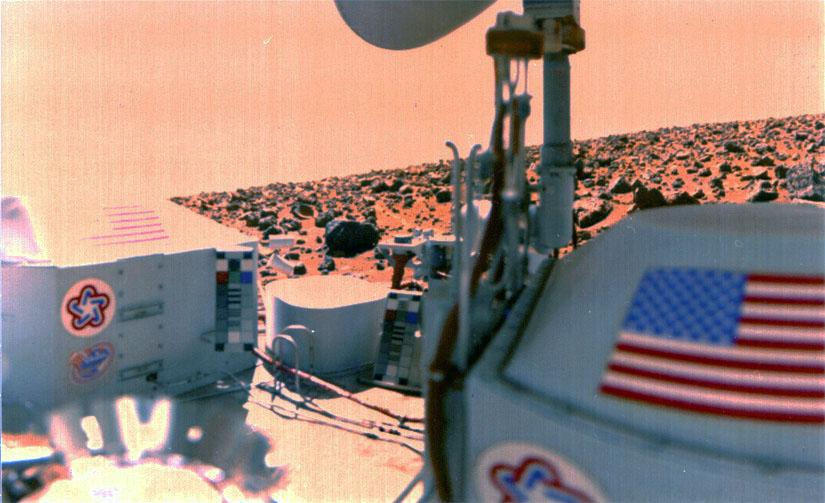 La NASA nos miente: Marte es igual a la Tierra. ¡Mira esto!
