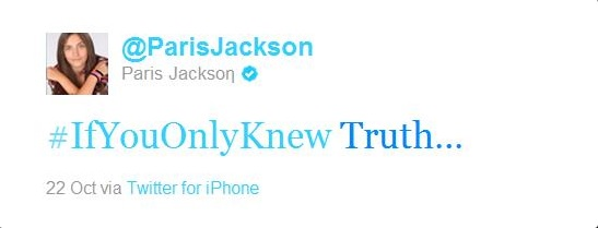 If you only knew truth