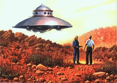 ¿Extraterrestres Asesoran a la Casa Blanca?