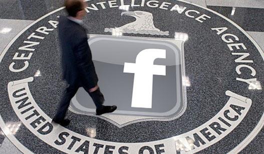 ¿Fue FaceBook fundado por la CIA? CIA_F
