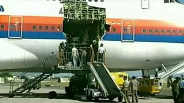 Se estrella en los Alpes un avión que cubría la ruta Barcelona-Düsseldorf Vuelo811