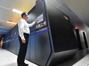 Súper Computador  Chino Tianhe-2