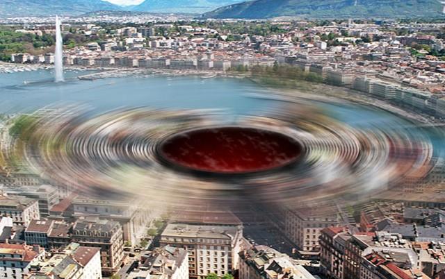 CERN_Ginebra_geneve_Black_hole_LHC