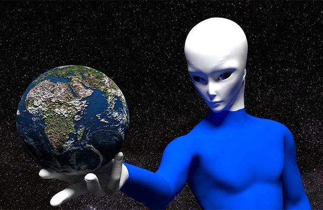 Es la Deuda propiedad de Entidades Extraterrestres