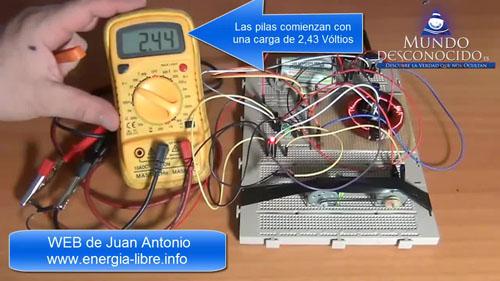 020f1b02211 Energía Libre (Free Energy) con un doble Ladrón de Julios