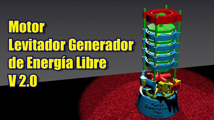 57814dc0fd6 Generador de Energía Libre V 2.0 (actualizado) – Mundo Desconocido