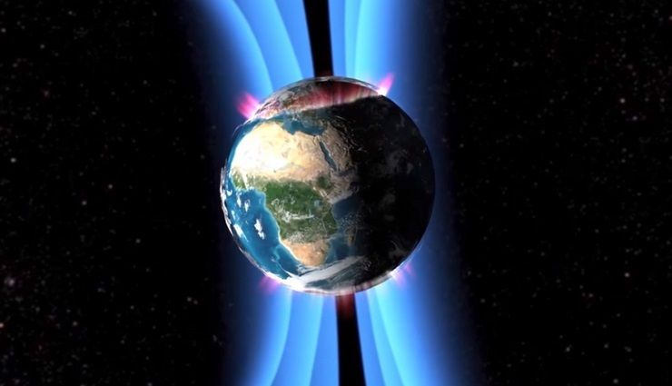 Risultati immagini per south atlantic anomaly